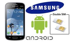 Nouveau – Soyez les premiers à commander le mobile dual SIM android Samsung S7562 !