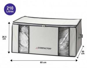 rangement sous vide compactor