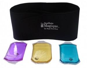 ceinture douleurs lombaires bouilotte magique