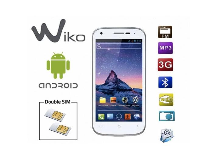 Wiko #2: Côté Android ça se passe comment?