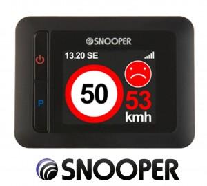 Indicateur de limite de vitesse My Speed Snooper