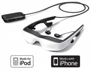 lunettes video iphone