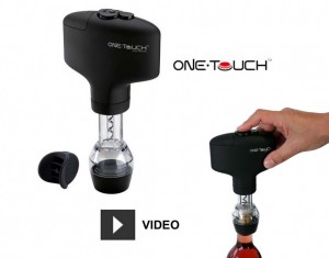 one touch ouvre bouteille automatique
