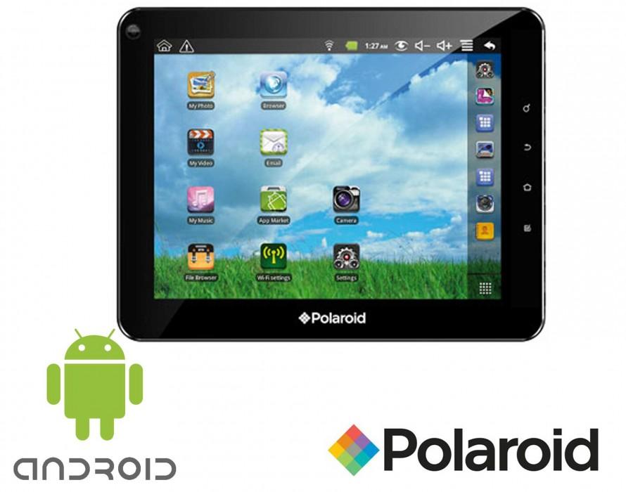 Cadeau original parents no l les nouvelles de l 39 innovation - Ecran tactile tablette polaroid ...