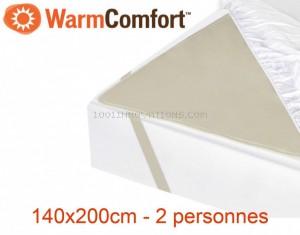 surmatelas chauffant warcomfort