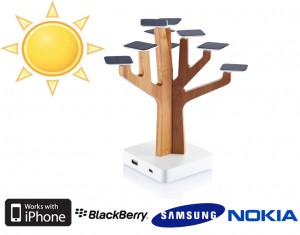 chargeur solaire tablette