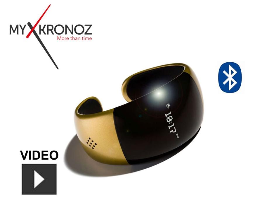 Focus sur les montres téléphone MyKronoz