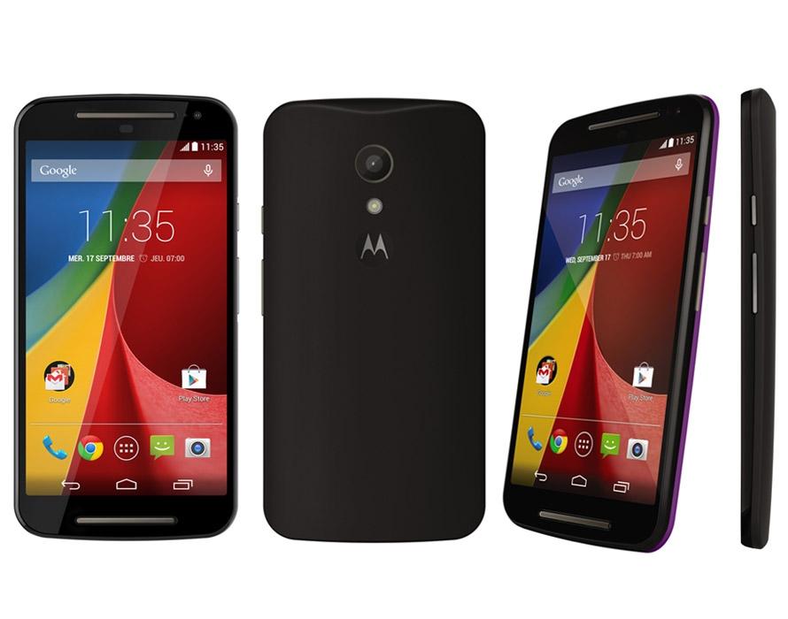 Découvrez … le Motorola Moto G 2ème génération !
