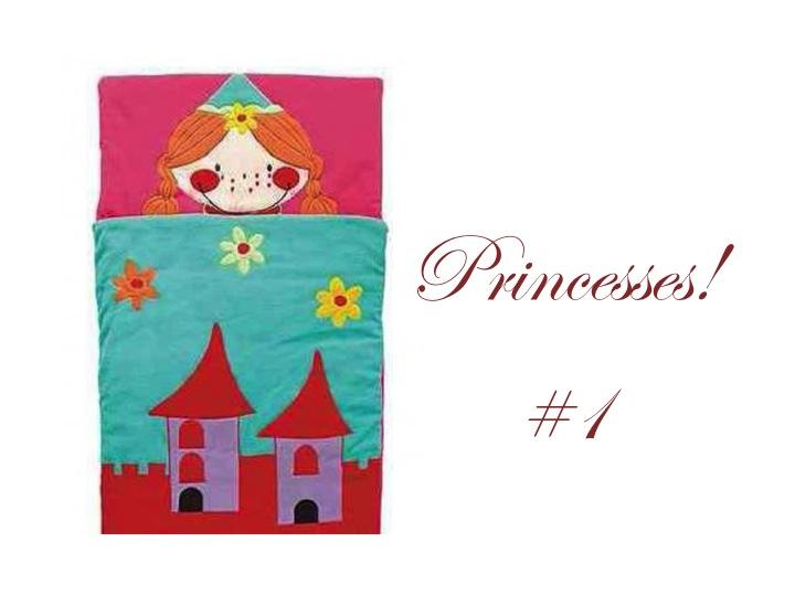 Princes et princesses #1