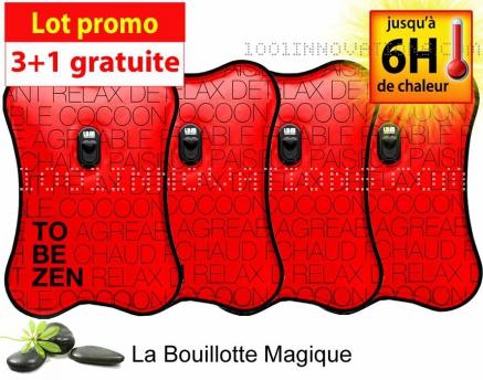 promo bouillotte magique
