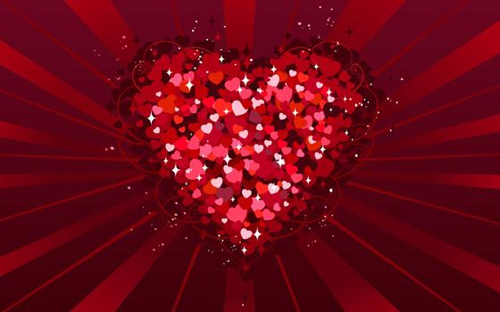 Saint Valentin : Mesdames soyez prêtes !