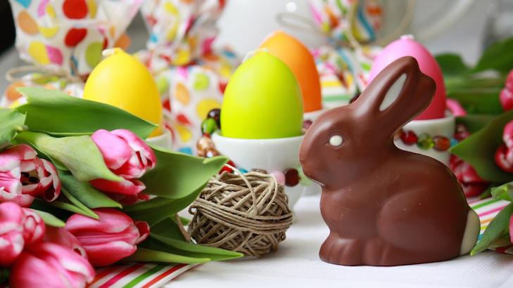 Préparez les vacances de Pâques !