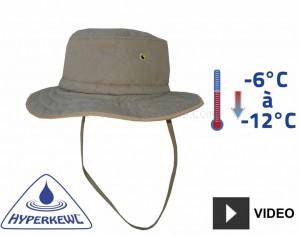 chapeau bob de pêcheur rafraichissant