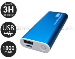Bouillotte magique rechargeable USB