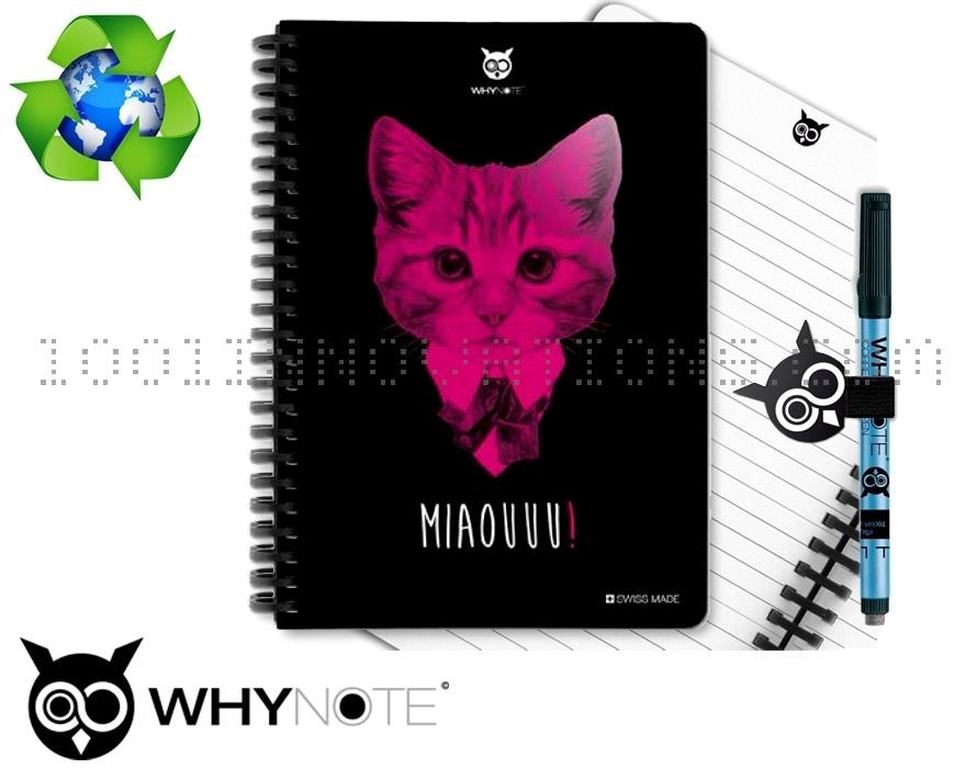 WhyNote : Toutes les nouveautés chez 1001 Innovations