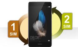 Nouveautés smartphones double SIM