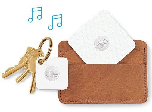 Trouvez vos objets facilement avec Tile Slim et Mate