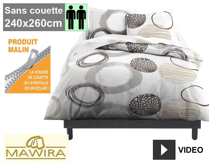 housse de couette zipp e mawira les nouvelles de l 39 innovation. Black Bedroom Furniture Sets. Home Design Ideas