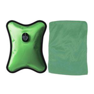Bouillotte électrique grand modèle verte