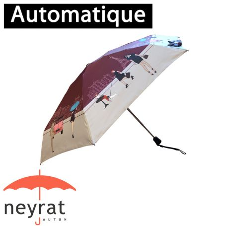 Parapluie pliant mini Paris