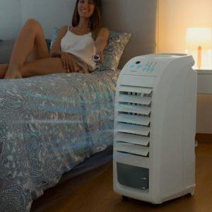 Climatiseur portable par évaporation
