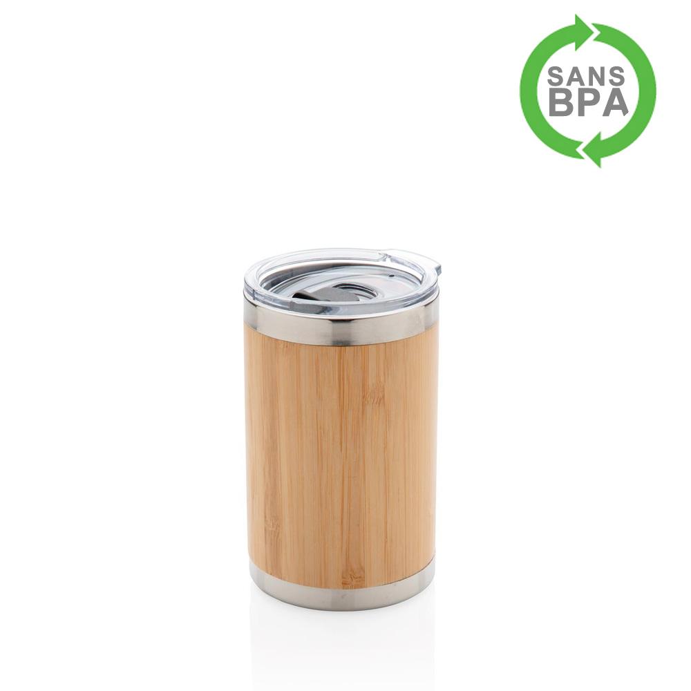 Tasse en bambou écologique