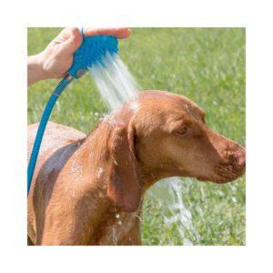 Brosse tuyau pour chien