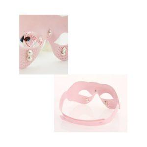 Masque acupression visage