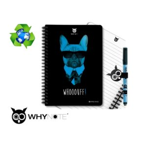 Kit bloc notes réutilisable A5